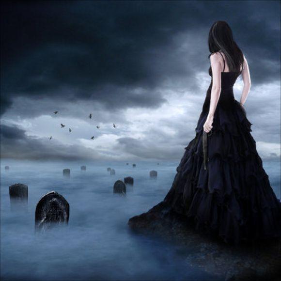 Imagenes de angeles negro - Imagui